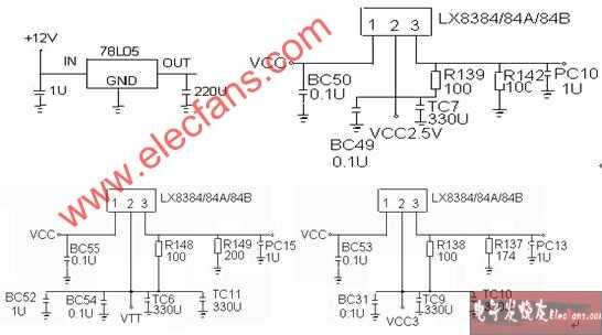 主板所需电源电压供应概述